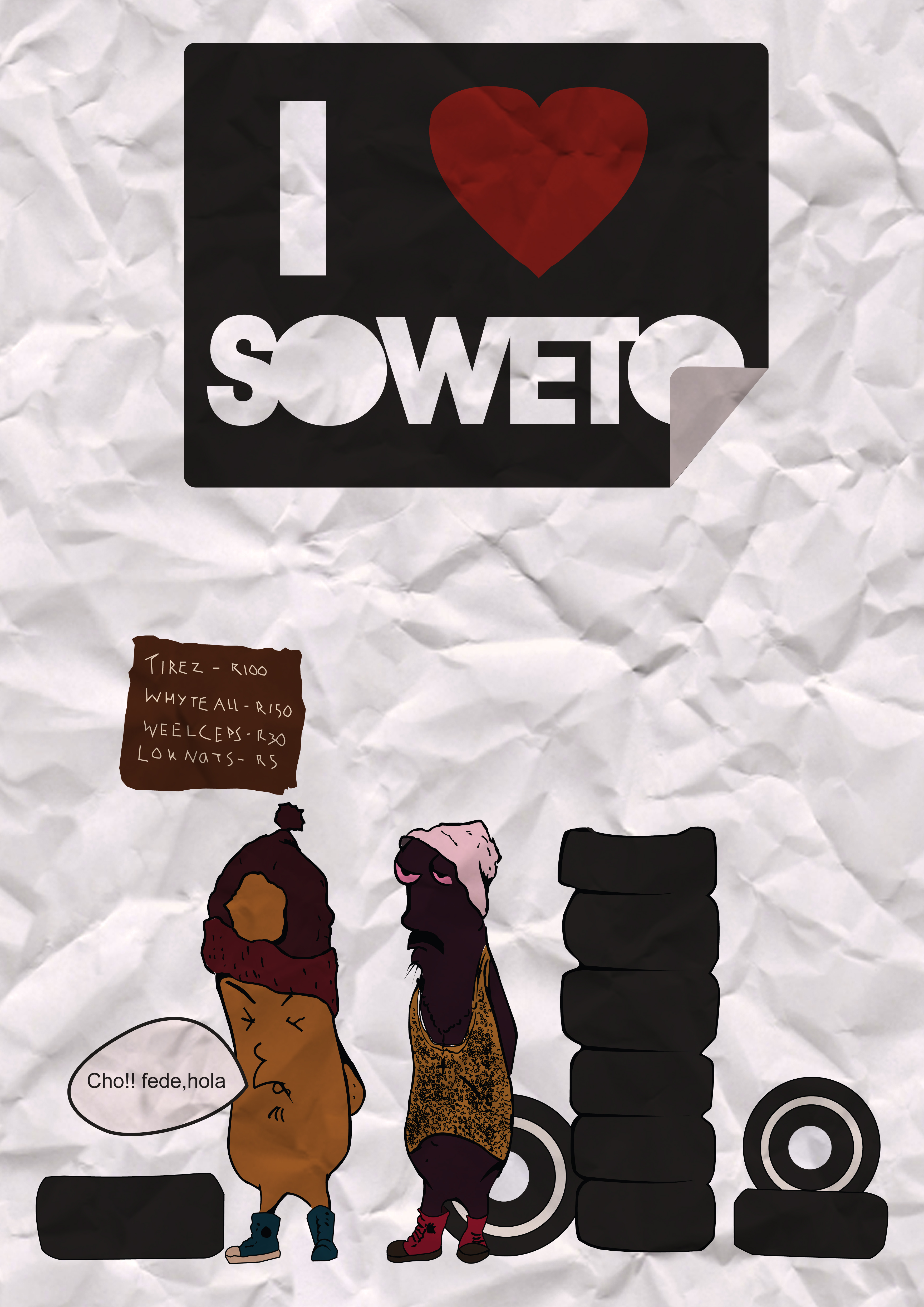 Thesis concept store soweto